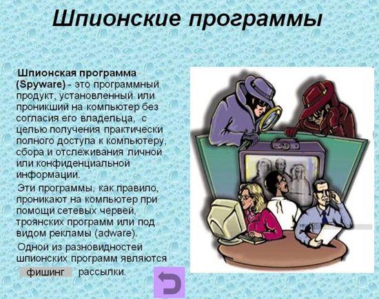 шпионские программы