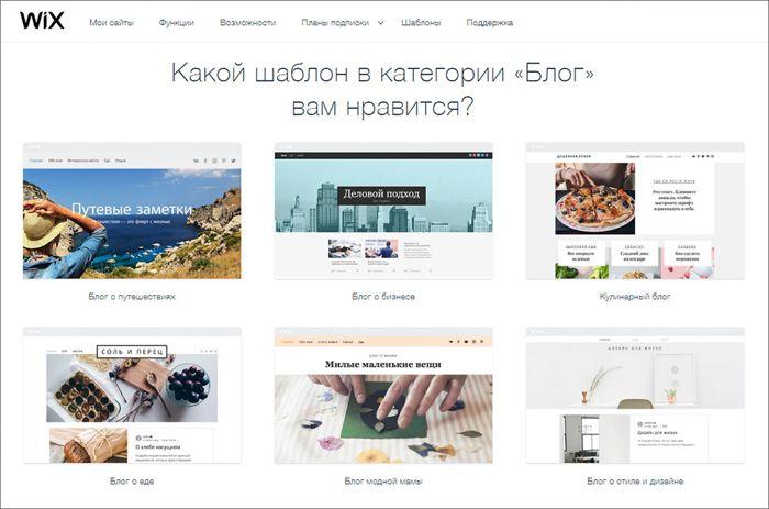 Как выбрать онлайн конструктор сайтов – анализ критериев