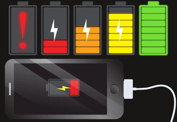 Сколько должен заряжаться телефон по времени?