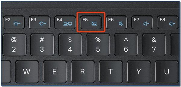 F5 клавиша