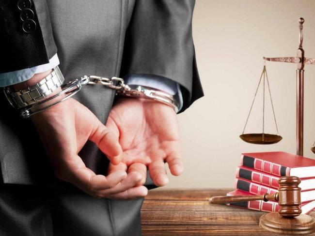нарушение законодательства